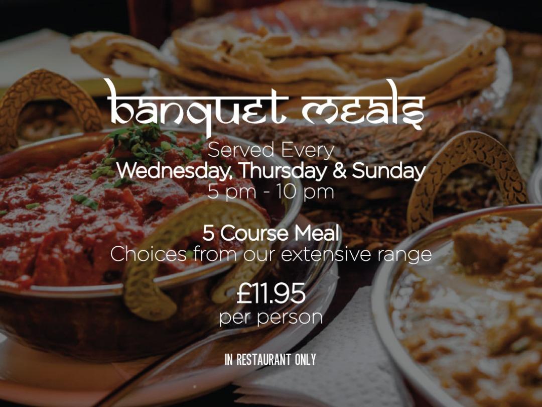 Banquet Meals
